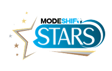 Mode Shift Stars Logo
