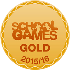 School Games Gold Kitemark